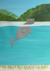 Diwa the Dugong from Busuanga