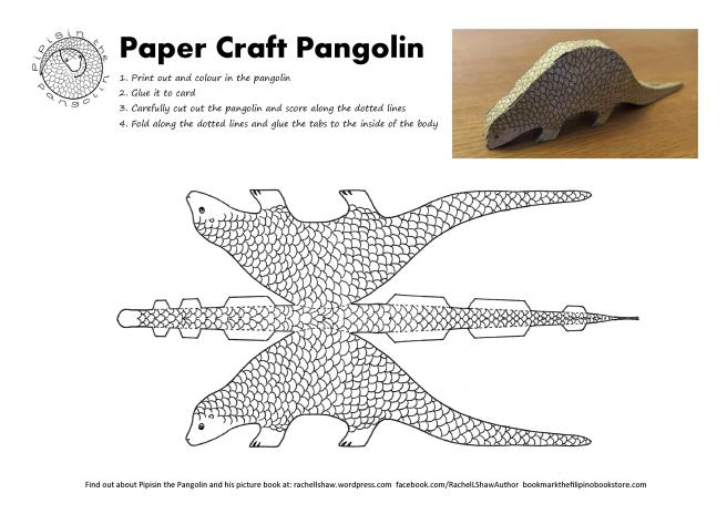 paper pangolin