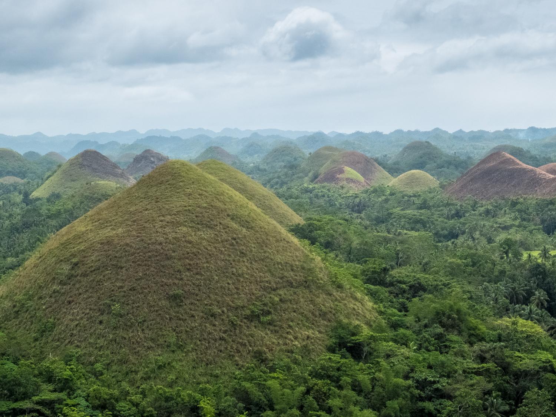 The Chocolate Hills, Bohol